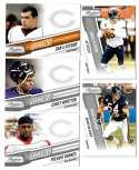 2010 Prestige Football Team Set (1-300) - CHICAGO BEARS - - Read