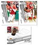 2010 Prestige Football Near Team Set (1-300) - KANSAS CITY CHIEFS