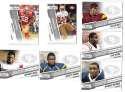 2010 Prestige Football Team Set (1-300) - SAN FRANCISCO 49ERS