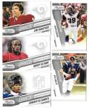 2010 Prestige Football Team Set (1-300) - ST. LOUIS RAMS