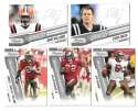 2010 Prestige Football Near Team Set (1-300) - TAMPA BAY BUCCANEERS
