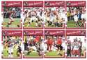 2016 Donruss Football (1-400) Team Set - ARIZONA CARDINALS