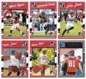 2016 Donruss Football (1-400) Team Set - ATLANTA FALCONS