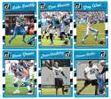 2016 Donruss Football (1-400) Team Set - CAROLINA PANTHERS
