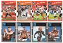 2016 Donruss Football (1-400) Team Set - CLEVELAND BROWNS