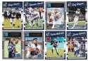 2016 Donruss Football (1-400) Team Set - DALLAS COWBOYS