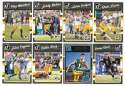 2016 Donruss Football (1-400) Team Set - GREEN BAY PACKERS