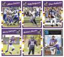 2016 Donruss Football (1-400) Team Set - MINNESOTA VIKINGS