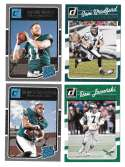 2016 Donruss Football (1-400) Team Set - PHILADELPHIA EAGLES