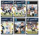 2016 Donruss Football (1-400) Team Set - SAN DIEGO CHARGERS