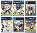 2016 Donruss Football (1-400) Team Set - SAN DIEGO CHARGERS