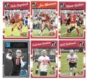 2016 Donruss Football (1-400) Team Set - SAN FRANCISCO 49ERS