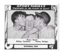 1948 Swell Sports Thrills Reprints - DETROIT TIGERS Team Set