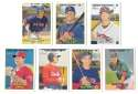 2016 Topps Heritage Minors (1-215) - BOSTON RED SOX Team Set