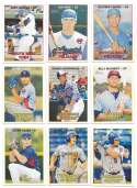 2016 Topps Heritage Minors (1-215) - CHICAGO CUBS Team Set
