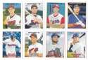 2016 Topps Heritage Minors (1-215) - OAKLAND As Team set