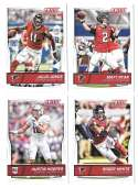 2016 Score (1-440) Football Team Set Atlanta Falcons (11 cards)