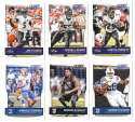 2016 Score (1-440) Football Team Set Baltimore Ravens (13 cards)