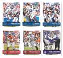 2016 Score (1-440) Football Team Set Buffalo Bills (18 cards)