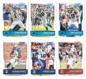 2016 Score (1-440) Football Team Set Carolina Panthers (14 cards)