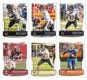 2016 Score (1-440) Football Team Set Chicago Bears (14 cards)