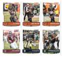 2016 Score (1-440) Football Team Set Cincinnati Bengals (14 cards)
