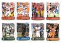 2016 Score (1-440) Football Team Set Cleveland Browns (16 cards)