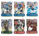 2016 Score (1-440) Football Team Set Detroit Lions (13 cards)
