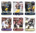 2016 Score (1-440) Football Team Set Los Angeles Rams (14 cards)