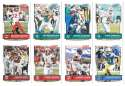 2016 Score (1-440) Football Team Set Miami Dolphins (15 cards)