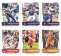 2016 Score (1-440) Football Team Set Minnesota Vikings (13 cards)