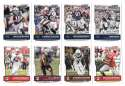 2016 Score (1-440) Football Team Set New England Patriots (14 cards)