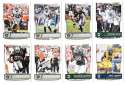 2016 Score (1-440) Football Team Set Oakland Raiders (13 cards)