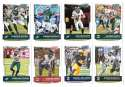 2016 Score (1-440) Football Team Set Philadelphia Eagles (14 cards)