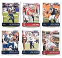 2016 Score (1-440) Football Team Set San Diego Chargers (13 cards)