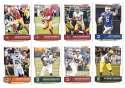 2016 Score (1-440) Football Team Set San Francisco 49ers (16 cards)