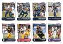 2016 Score (1-440) Football Team Set Seattle Seahawks (18 cards)