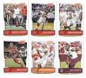2016 Score (1-440) Football Team Set Tampa Bay Buccaneers (11 cards)
