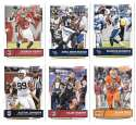 2016 Score (1-440) Football Team Set Tennessee Titans (15 cards)