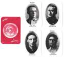 1906 Fan Craze NL WG3 reprints - CINCINNATI REDS Team Set
