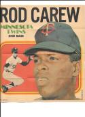 1970 Topps Posters #16 Written on back - MINNESOTA TWINS