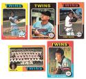 1975 Topps VG Condition - MINNESOTA TWINS Team Set