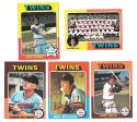 1975 Topps EX-EX+ MINNESOTA TWINS Team Set