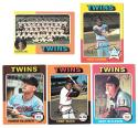 1975 Topps EX+ MINNESOTA TWINS Team Set (B)
