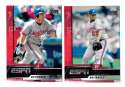 2005 Upper Deck ESPN - WASHINGTON NATIONALS Team Set