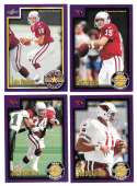 1999 Score Supplemental Football Team Set - ARIZONA CARDINALS