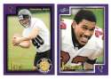1999 Score Supplemental Football Team Set - ATLANTA FALCONS