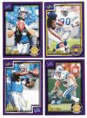1999 Score Supplemental Football Team Set - DETROIT LIONS
