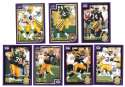 1999 Score Supplemental Football Team Set - GREEN BAY PACKERS