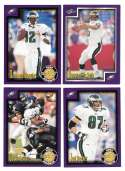 1999 Score Supplemental Football Team Set - PHILADELPHIA EAGLES